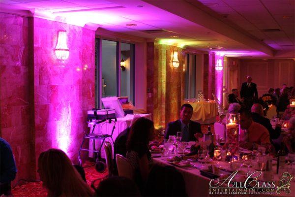 Event Lighting | All Class Entertainment