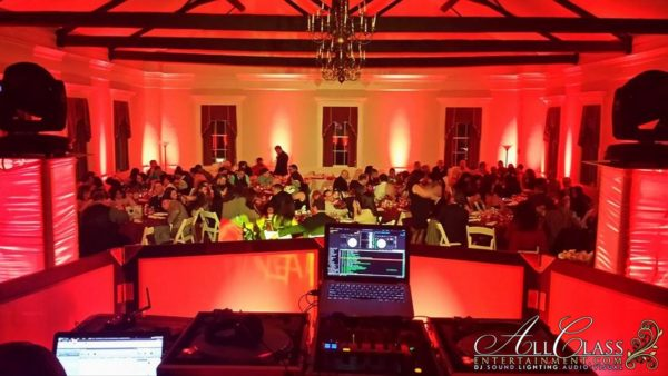 Event Lighting | All Class Entertainment