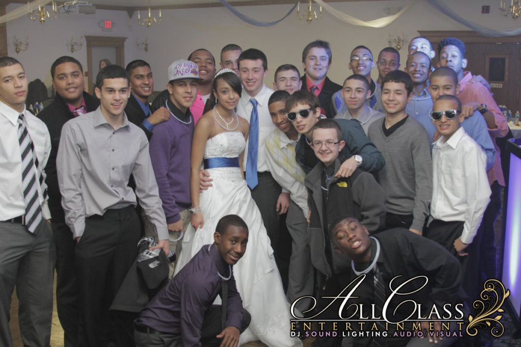 MARIELLA'S SWEET 16 DJ IN ORANGE COUNTY, NY!
