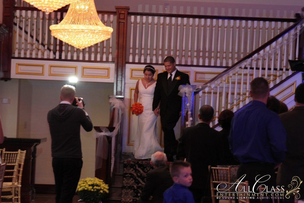 PALACIO CATERING AND CONFERENCE CENTER – GOSHEN, NY WEDDING – SANDRA & PEDRO'S RECEPTION
