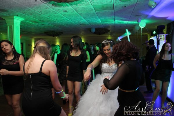 THE REGENCY AT COMFORT INN, NANUET NY – BRITNEY'S SWEET 16