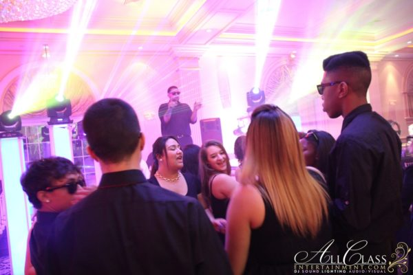 PALACIO CATERING & CONFERENCE CENTER, GOSHEN NY – ALEXANDRA'S MASQUERADE SWEET 16