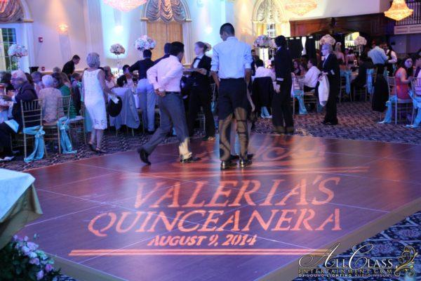 PALACIO CATERING & CONFERENCE CENTER, GOSHEN NY – VALERIA'S QUINCEANERA