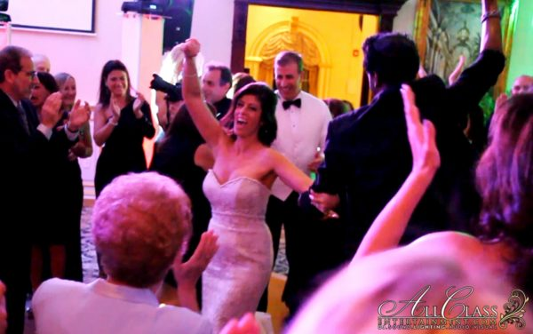 PALACIO CATERING & CONFERENCE HALL, GOSHEN NY – MIKE & LISI'S WEDDING