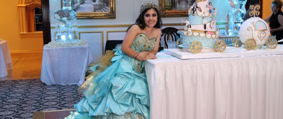 PALACIO CATERING & CONFERENCE CENTER, GOSHEN NY – VALERIA'S QUINCEANERA