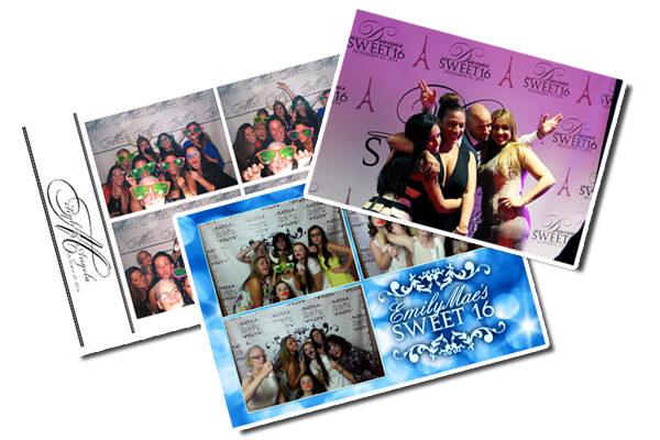 Wedding - Sweet 16 Photo Booths