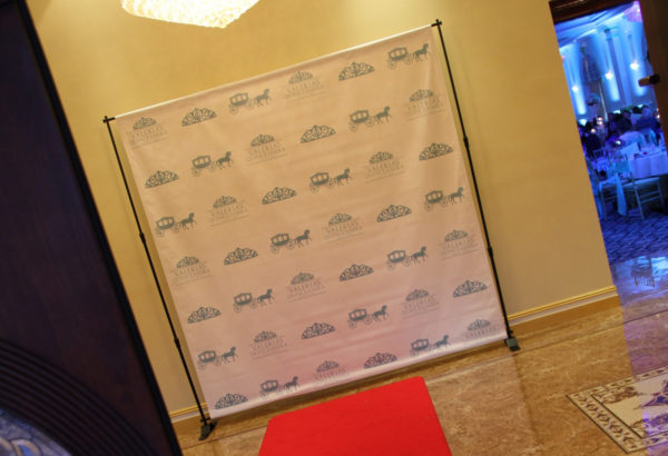 Back drops for weddings and sweet 16s